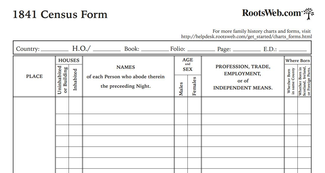 free family history forms thevillas co