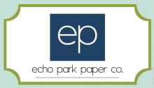 Echo  Park Paper Logo