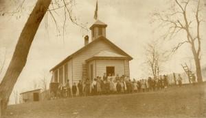 1919-Kentucky school house
