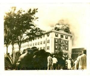 Breakers fire-1925