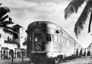 Flagler train into FL