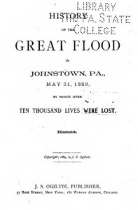 Johnstown 1889