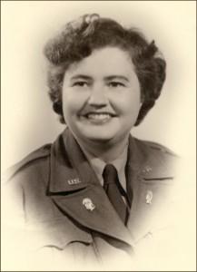 Lt. Nan Everhart- 1944