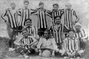 1927-Houston soccer team