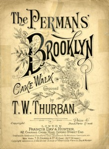 brooklyn sheet music