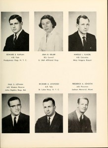 Columbia Univ NY-Physicans-Surgeons 1959
