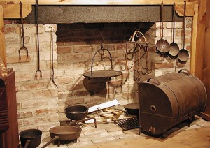 cooking 18th century