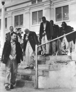 Alcatraz prisoners