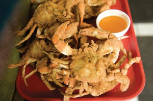 MD softshell crabs