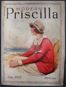 Modern Priscilla-July 1925