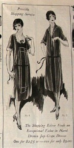 Modern Priscilla-July 1925-AD