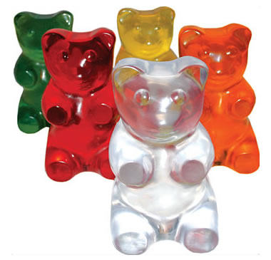 Similiar Who Made The First Gummy Bear Keywords