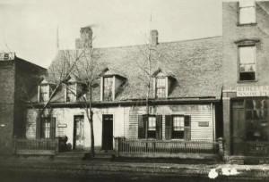 house Louis Cass-Michigan