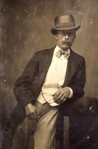 tin type 1870s