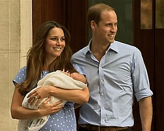 Duke and Duchess of Cambridge and Prince Georgejpg