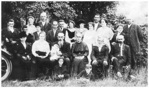 Gordon Edward Greenwood's Family-1923