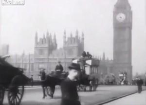 Street scene-London