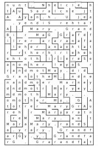 maze family