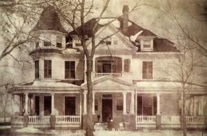 Lucius P. Best House
