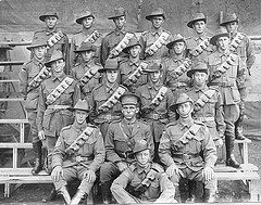 World War I soldiers South Australia