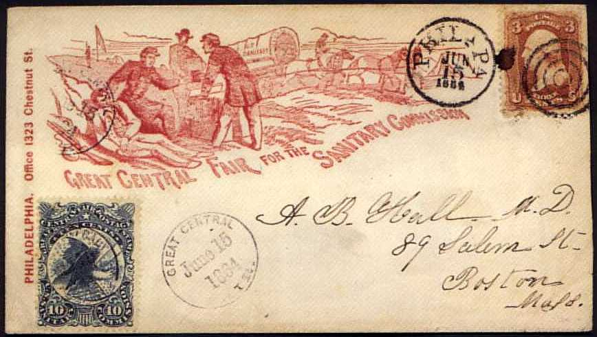 military letters 1864