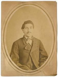African-William I. Lancaster portrait