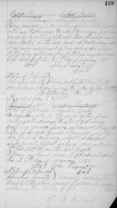 FL-1885 marriage