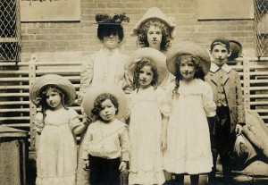 Imm-children -Ellis - 1910