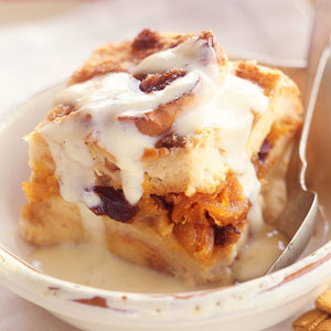 dessert-bread pudding