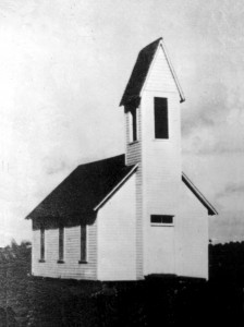 Church-Community church 1890s