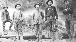 Oregon-miners