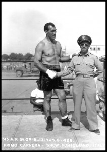 Awesome-primo Carnera-boxer-harry July-'45