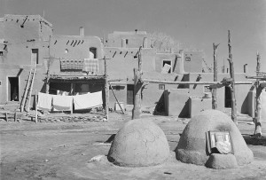 Photos-Taos Pueblo, New Mexico -1936