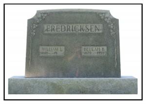 grave-Fredricksen