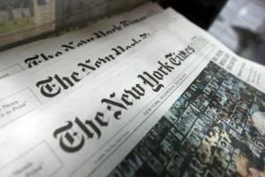 The New York Times Co. Post An 82 Percent Decline In 2nd Quarter Profi