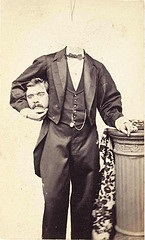 19th Century Headless Photo