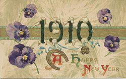 New Yrs-1910