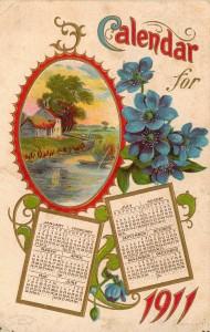 New Yrs-1911