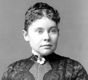celebrities-Lizzie Borden