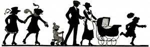 grandma-OldDesignShop_SilhouetteFamily1912