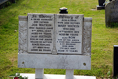 How to Record a Gravestone Without Damaging It  http://www.familytree.com/blog/how-to-record-a-gravestone-without-damaging-it/ You can find more How to Blogs at www.FamilyTree.com
