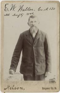 CW--E. W. Walton