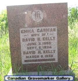 Canada-Kelly family -19th century