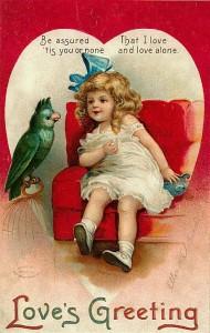 Valentine-child