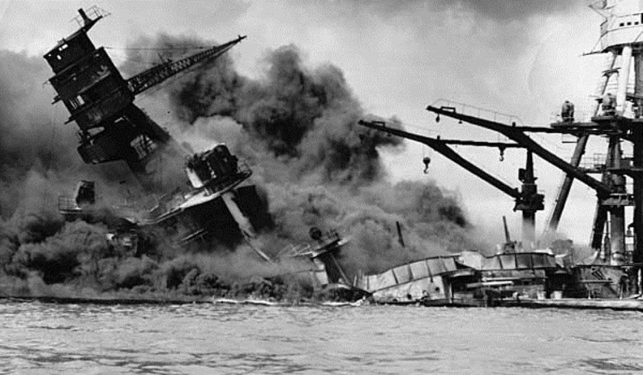 1940s-5-Pearl harbor attack-2