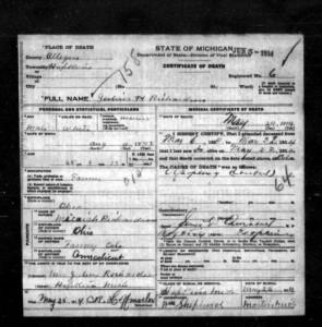 Michigan- Richardson-1914