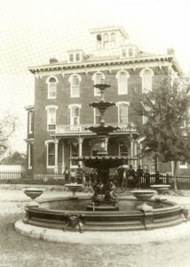 ephemera- 1900-groff home