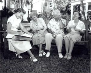 1950 census Truman family