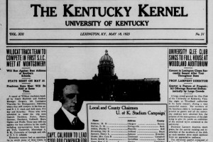 News-Kentucky-May 1923