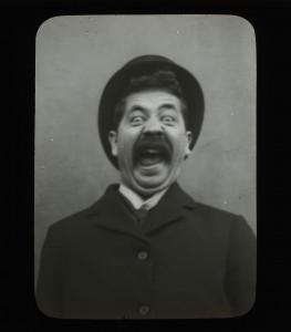 pic-man mouth
